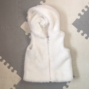 Other - (2) Toddler fur vests